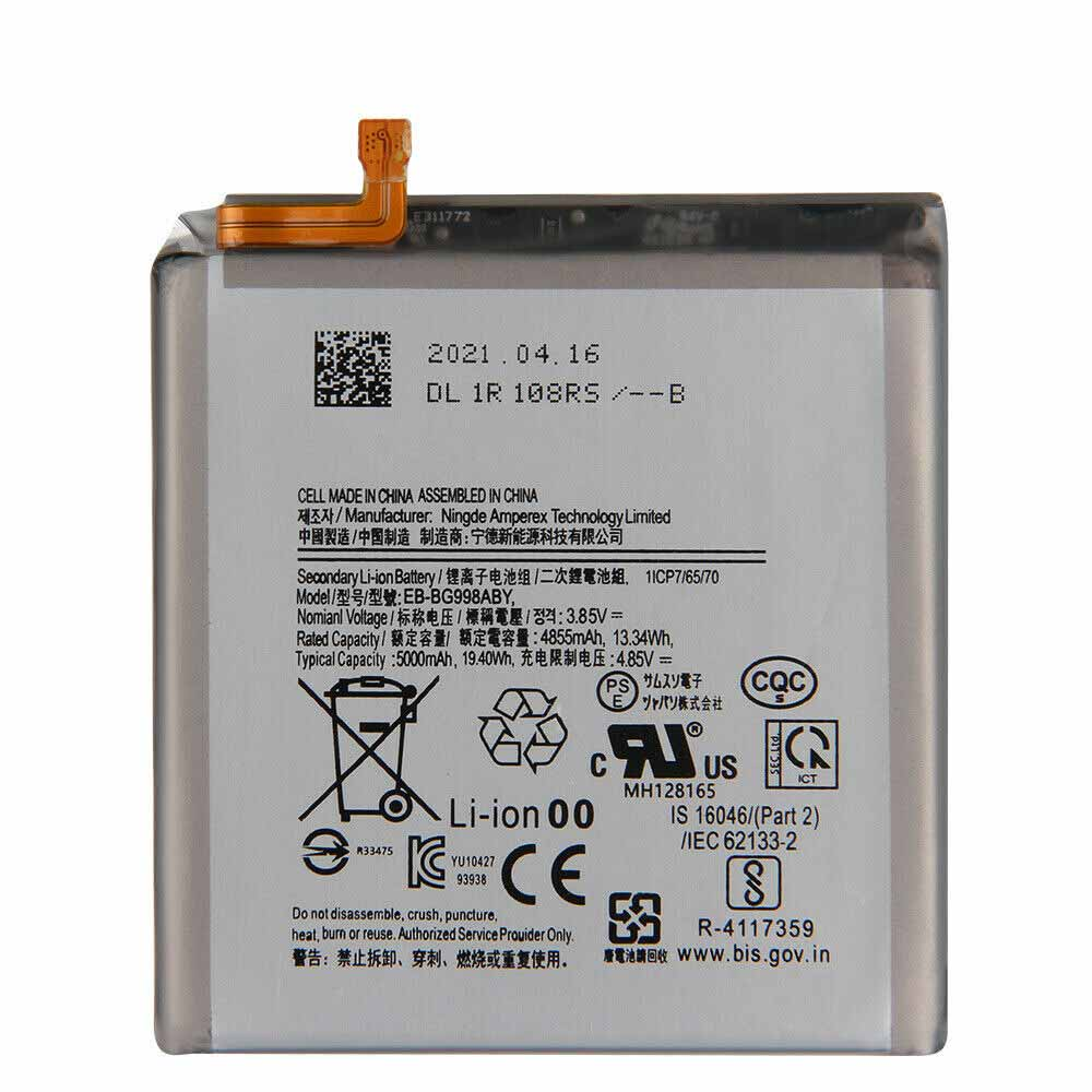 Samsung EB-BG998ABY batterie