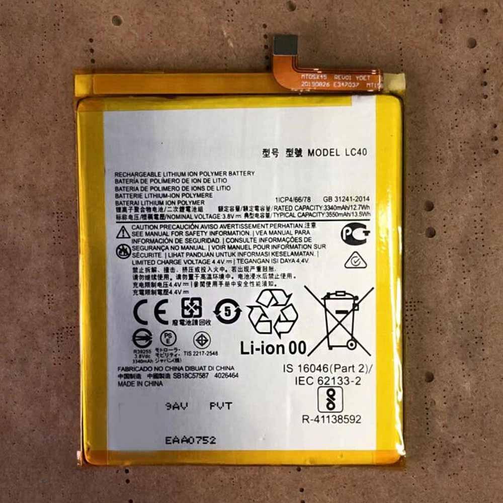 Motorola LC40 batterie