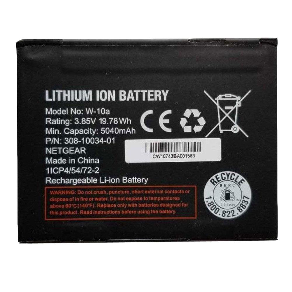 Netgear W-10A batterie
