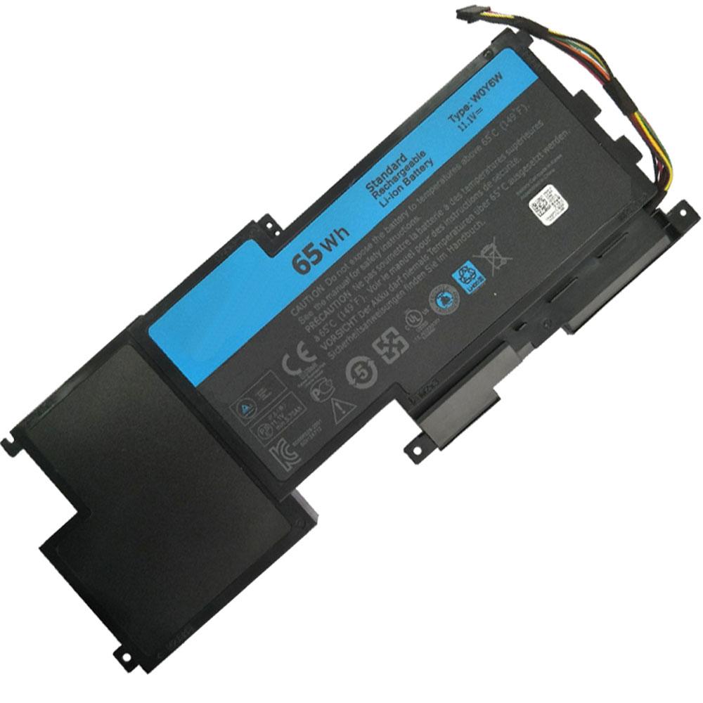 Dell W0Y6W batterie