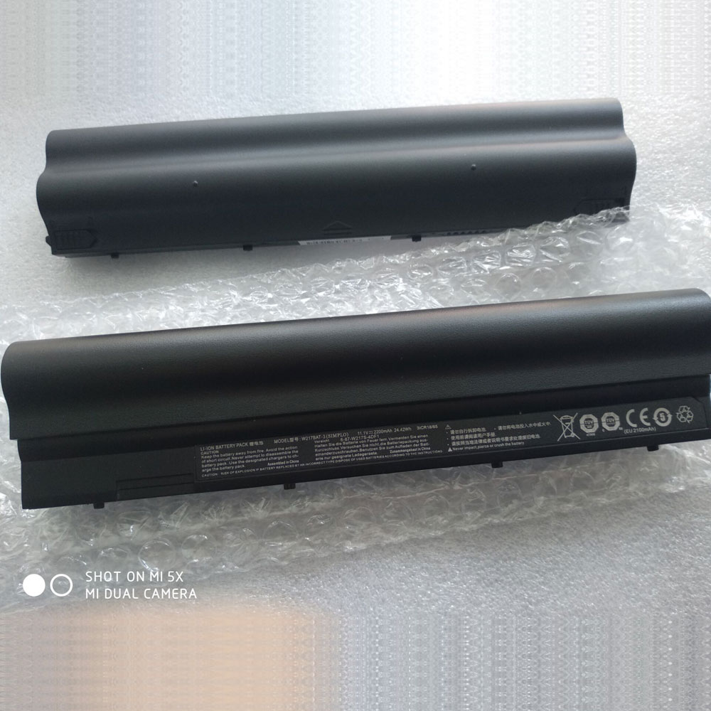 Clevo W217BAT-6 batterie