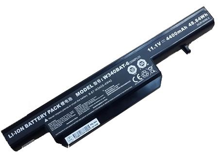 CLEVO 6-87-W345S-4W42 batterie
