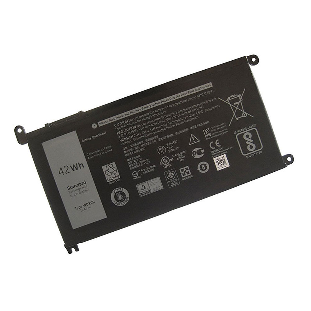 Dell WDXOR batterie