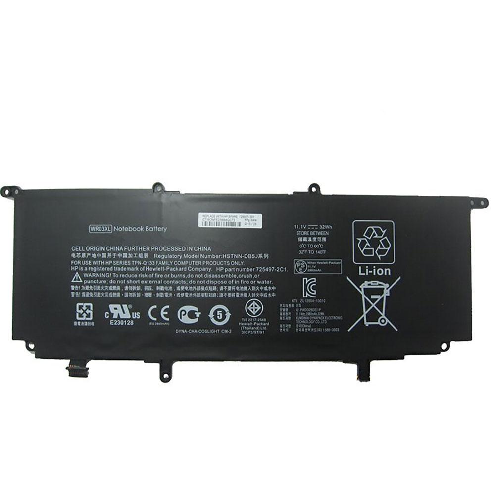 HP WR03XL batterie
