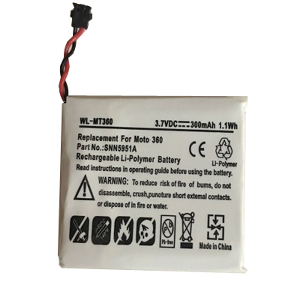 MOTOROLA WX30 batterie