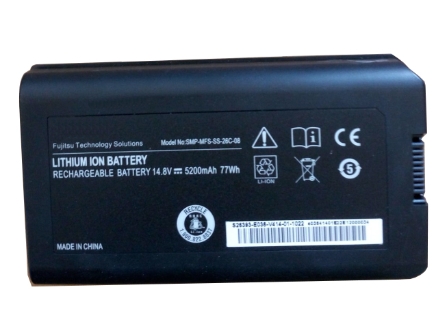 SMP-MFS-SS-26C-08 batterie