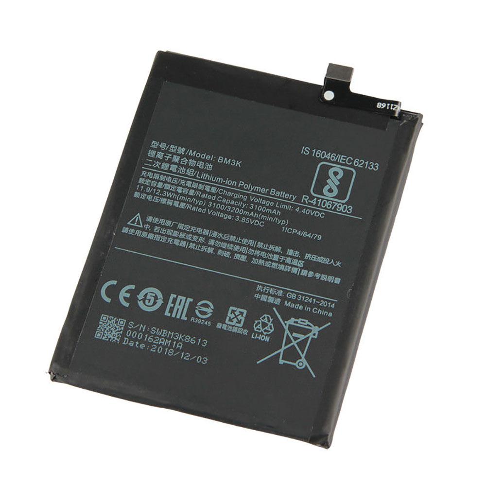 Xiaomi BM3K batterie