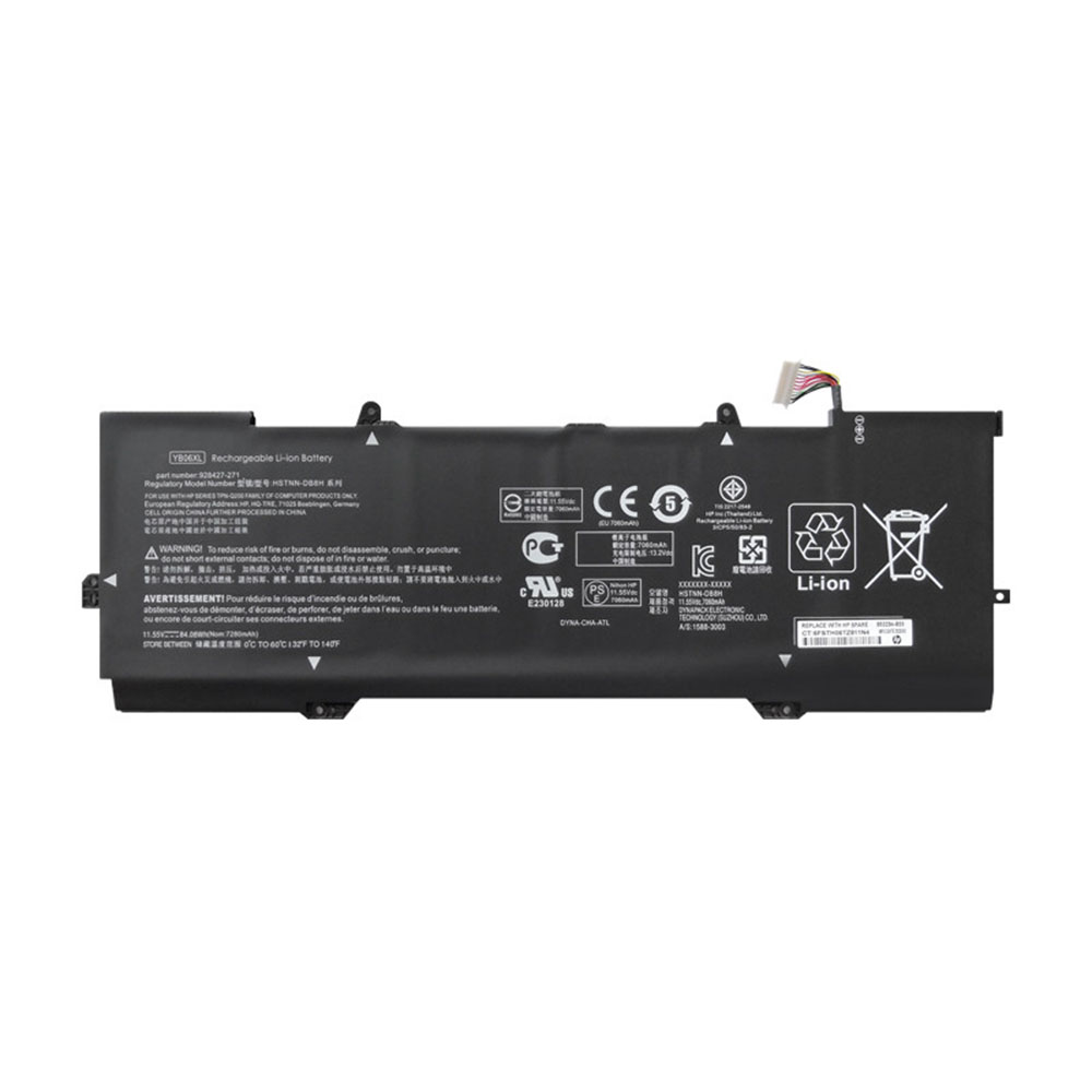 HP YB06XL batterie