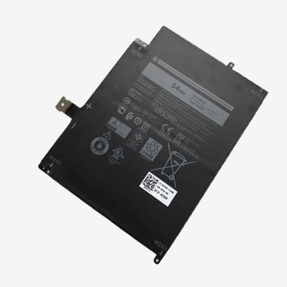 Dell OWYCVV batterie