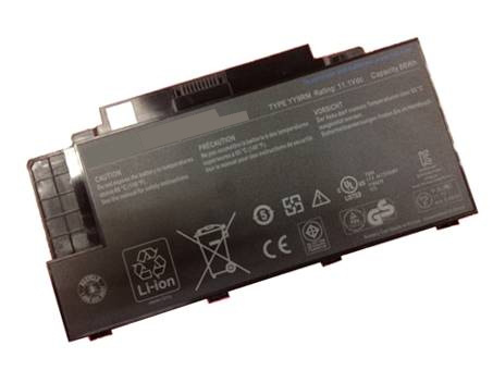 DELL Studio 15z 1569 Series batterie