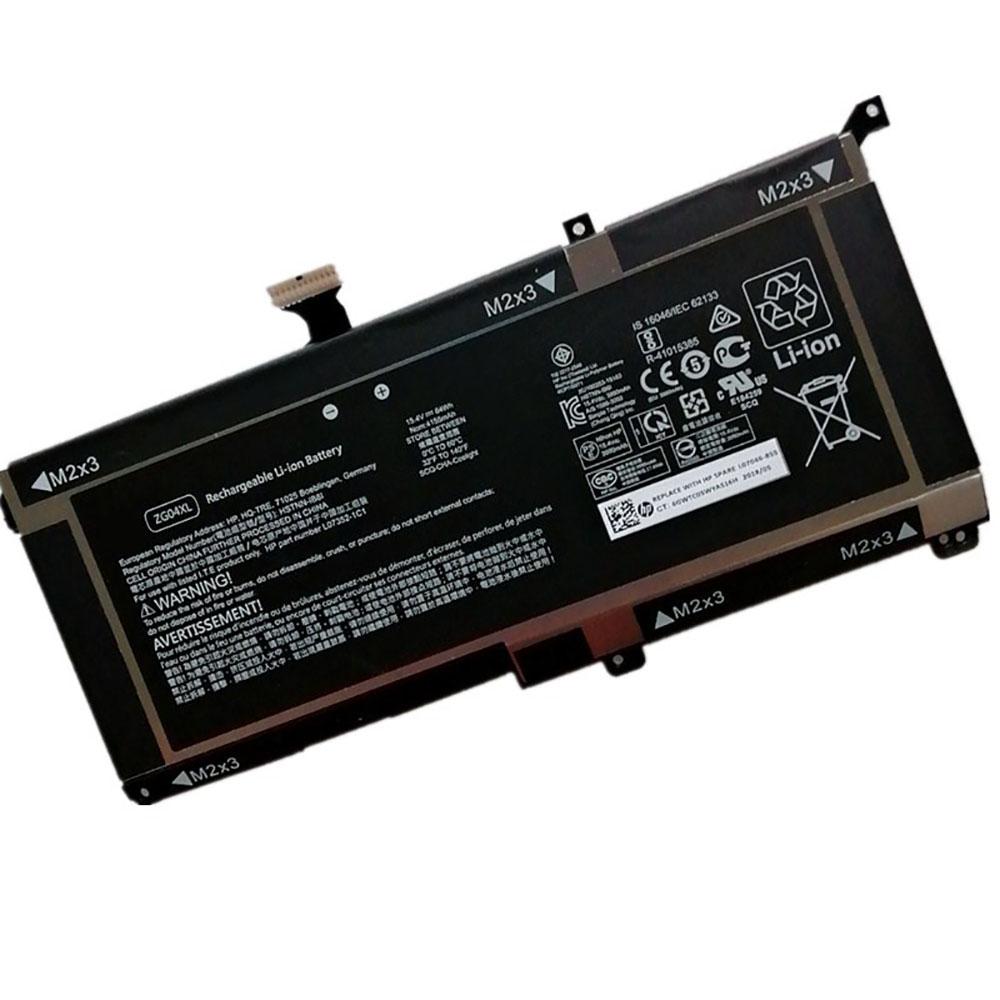 HP ZG04XL batterie