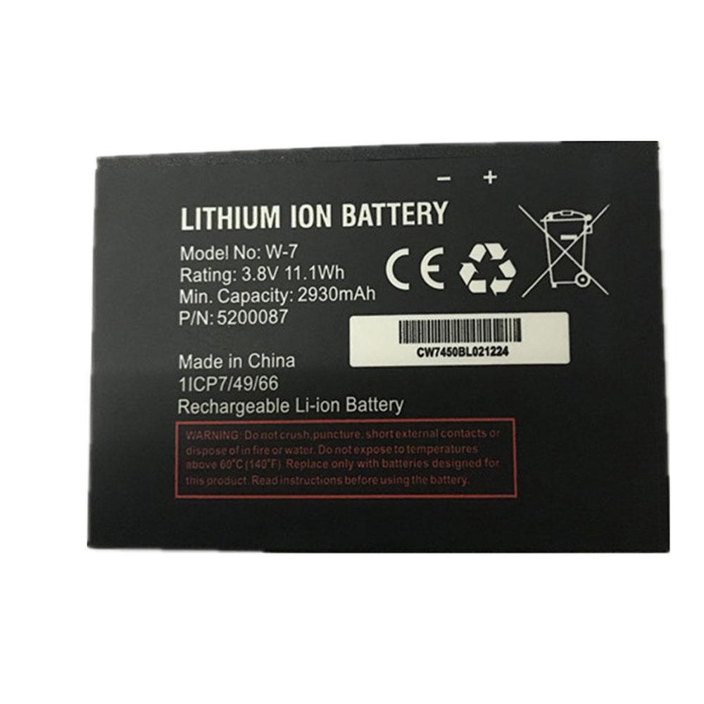 Netgear W-7 batterie